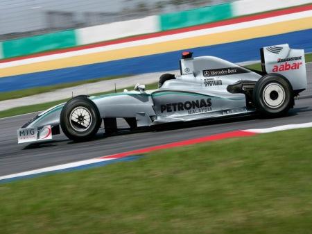 Mercedes GP livery concept